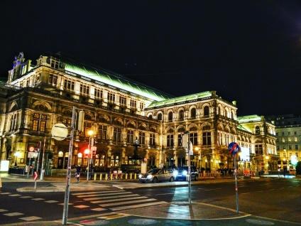 Opera House - Vienna, Austria
