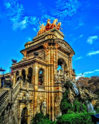 Cuitadela Park - Barcelona, Spain