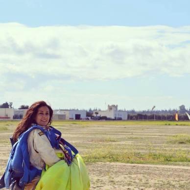 After Landing